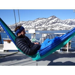 Rippkiik ADVENTURE HAMMOCK, Ice Blue