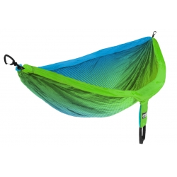 Eno DOUBLENEST Print, Fade/Teal/Chartreuse